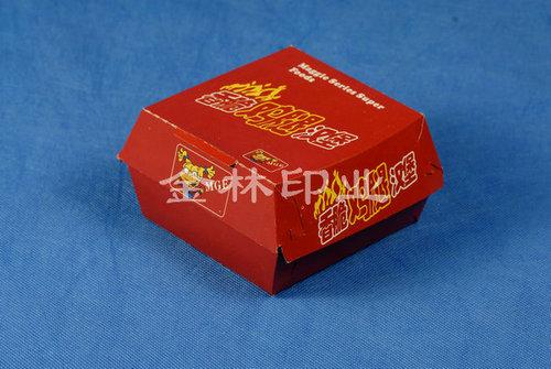 香脆鸡腿汉堡盒